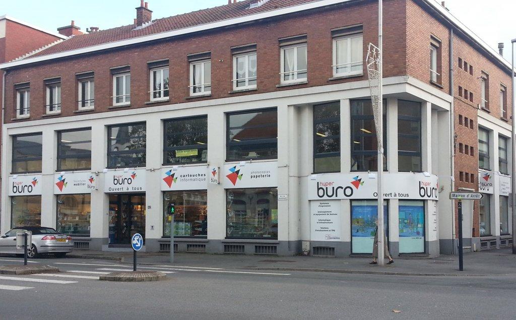 Hyperburo  42, rue du Leughenaer 59140 Dunkerque
